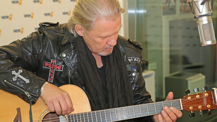 Live bei WDR 4: Johnny Logan