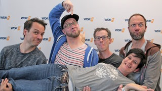 Maybebop bei WDR 4