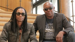 Live bei WDR 4: The Milli Vanilli Experience