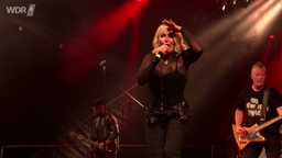 "Kim Wilde mit ""Kids in America"" auf dem WDR 4 Sommer Open Air in Bonn"