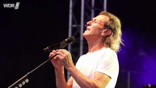 Albert Hammond beim WDR 4 Sommer Open Air