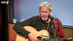 Johnny Logan bei WDR 4
