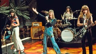 The Sweet live in Concert 70er Jahre Hardy Schiffler