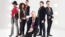 Pressefoto Simple Minds