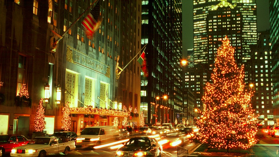 Weihnachten in New York - WDR 4 - Radio - WDR