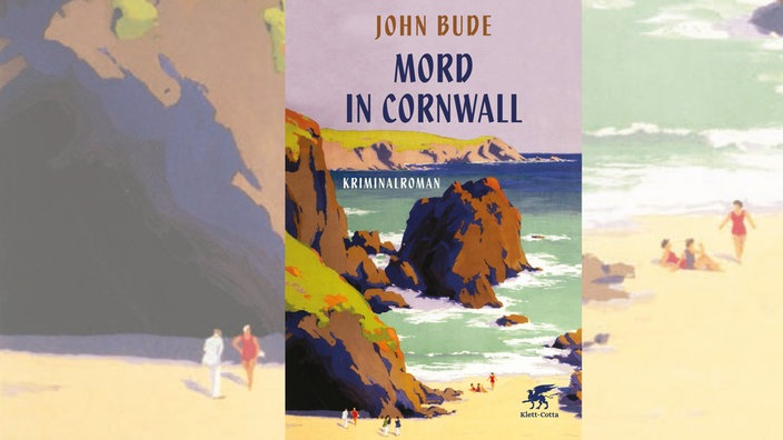 """Mord in Cornwall"" von John Bude, Cover"
