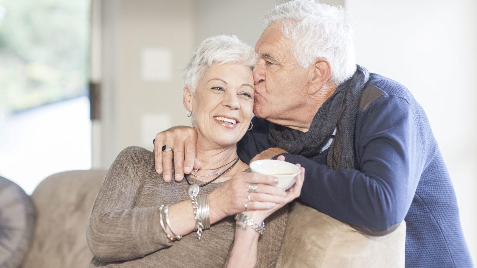 Senioren Dating - Partnersuche f r Rentner und Senioren