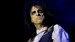 Alice Cooper auf dem Rock Fest Barcelona in 2017