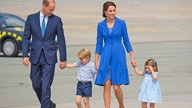 Prinz William, Herzogin Kate, Sohn George, Tochter Charlotte