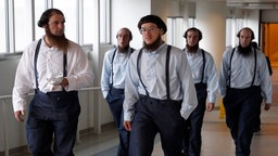 Amish in Cleveland; Ohio