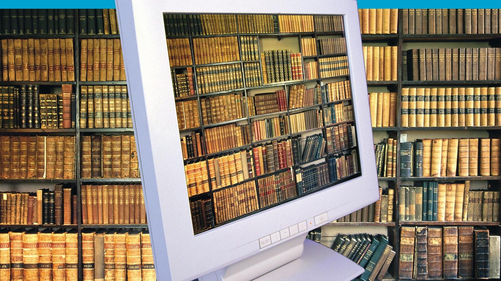 die chance von bibliotheken im digitalen zeitalter. Black Bedroom Furniture Sets. Home Design Ideas