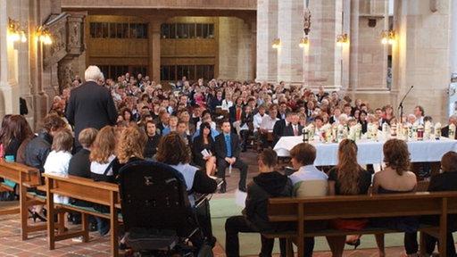 Alternative Für Kirchenferne Zur Jugendweihe Diesseits Von Eden