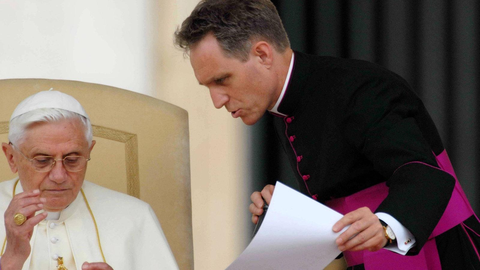 Papst Benedikt 2021