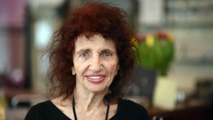Peggy Parnass