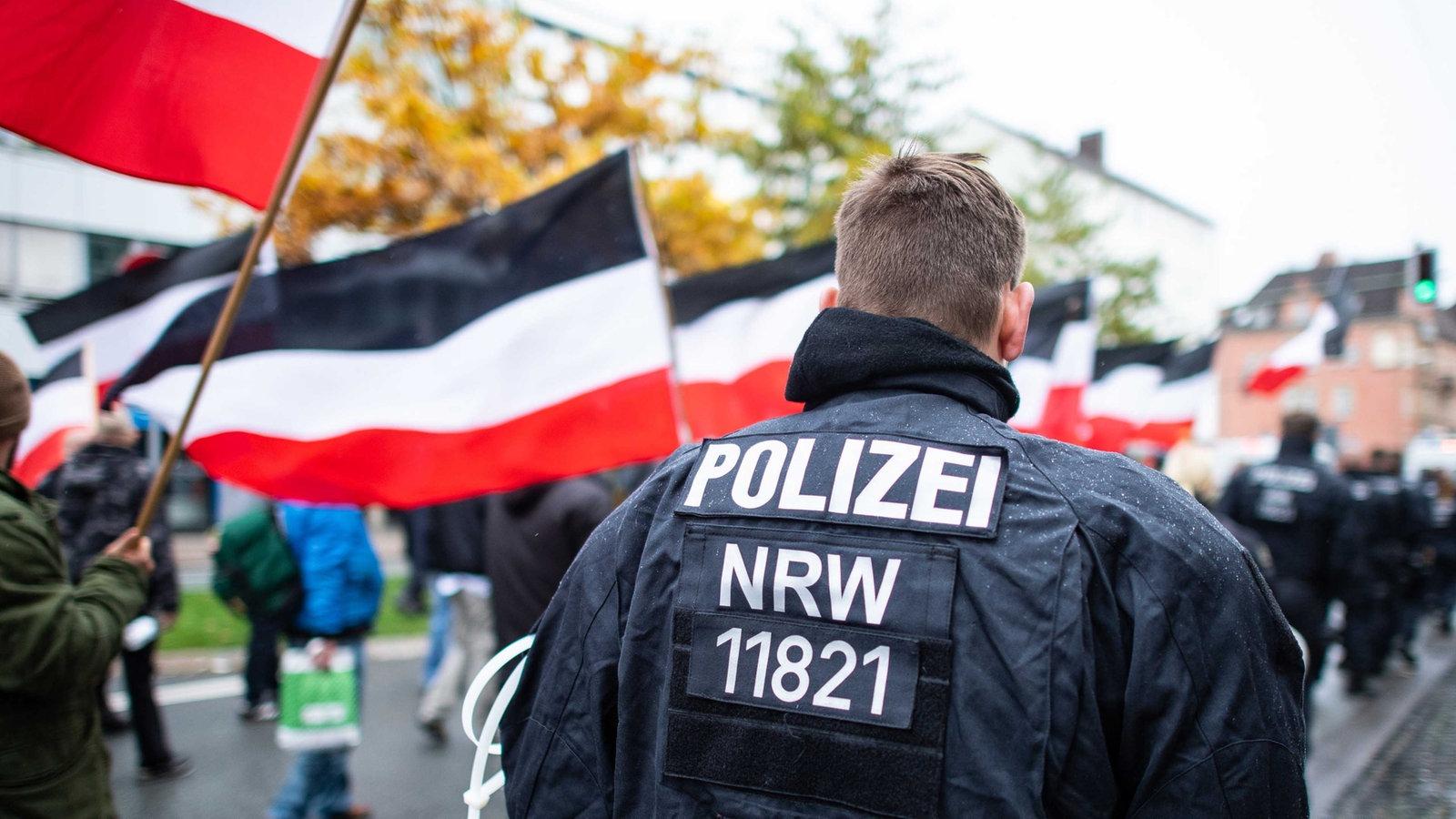 Rechtsextreme Polizisten