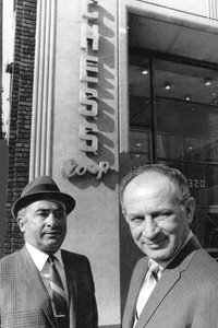Chess-Records-Gründer Phil und Leonard Chess