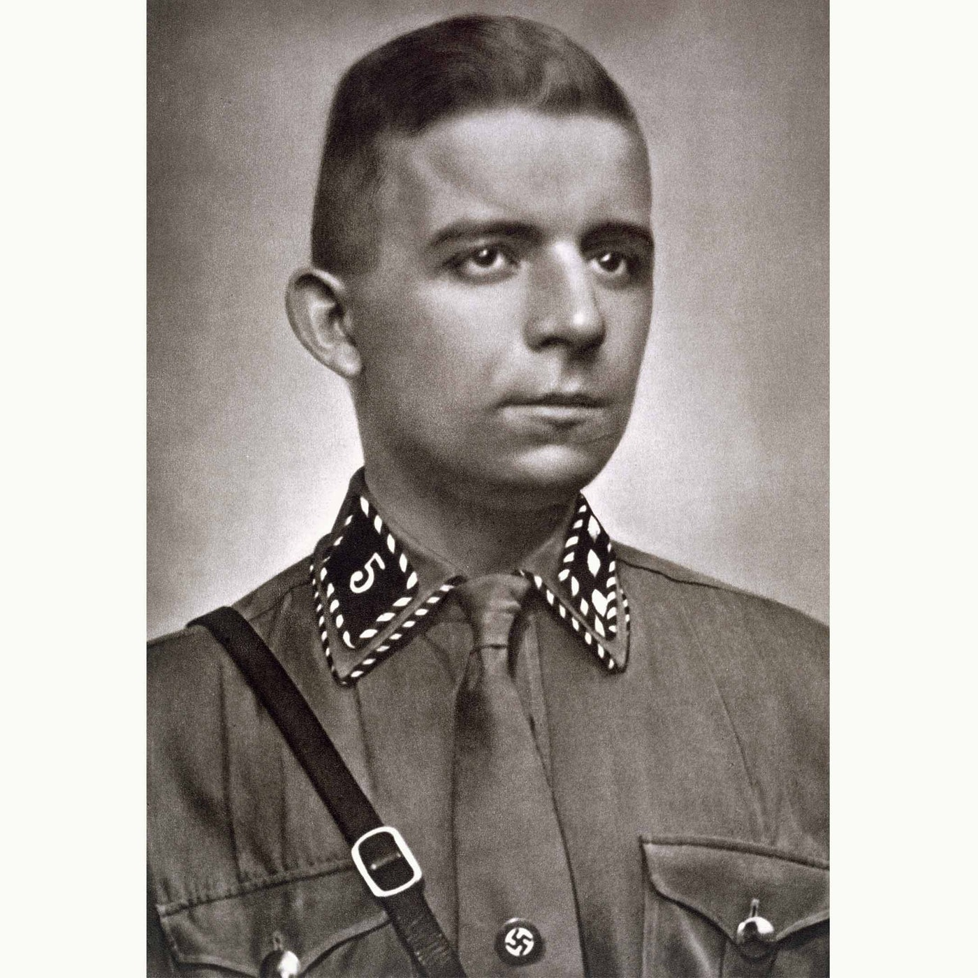 Horst Wessel, Nationalsozialist (Todestag 23.2.1930)