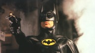 "Michael Keaton als ""Batman"", 1989"