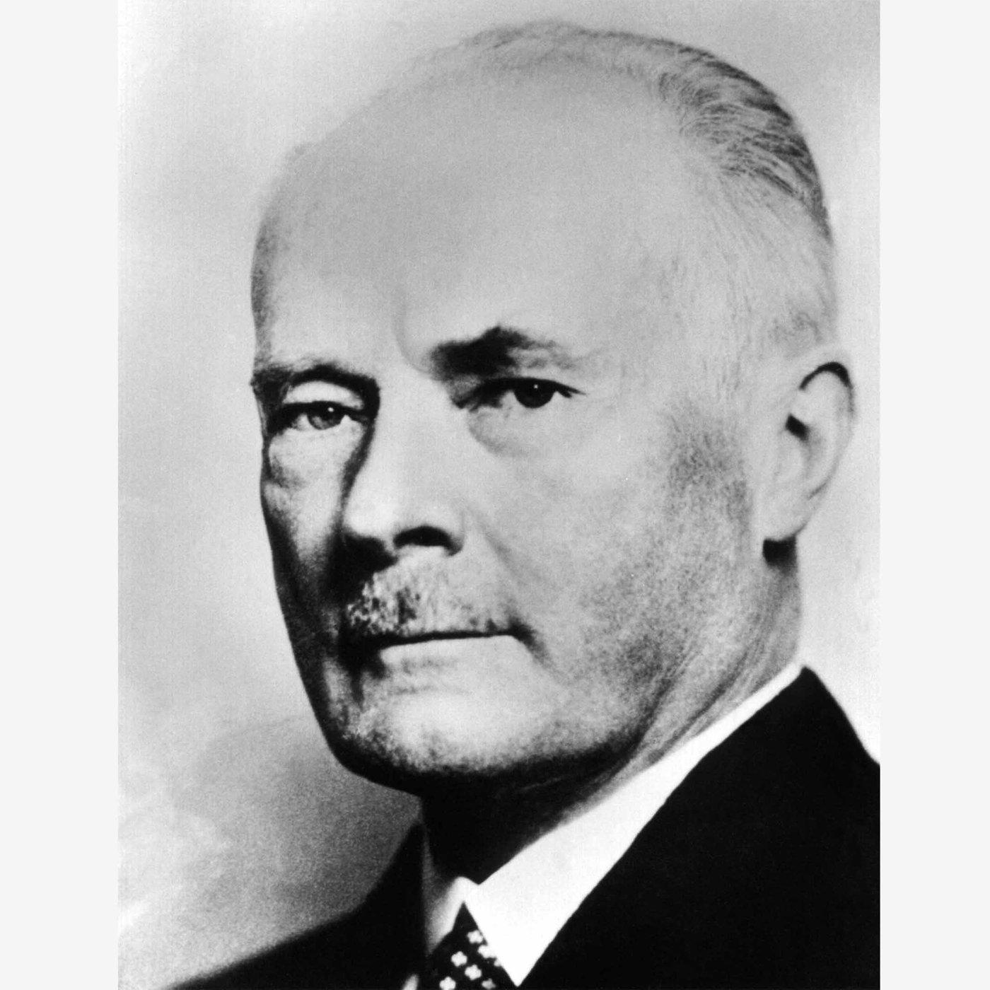 Gustav Krupp, Unternehmer (Geburtstag 07.08.1870)