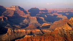 Grand Canyon, Blick vom Mather Point