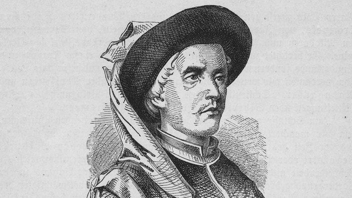 Enrique el Navegante, grabado en madera