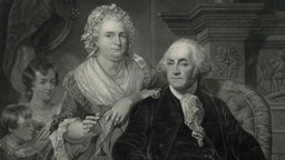 Martha und George Washington