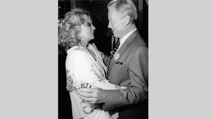 Willy Brandt und Melina Mercouri