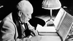 "Richard Strauss komponiert die ""Metamorphosen"""