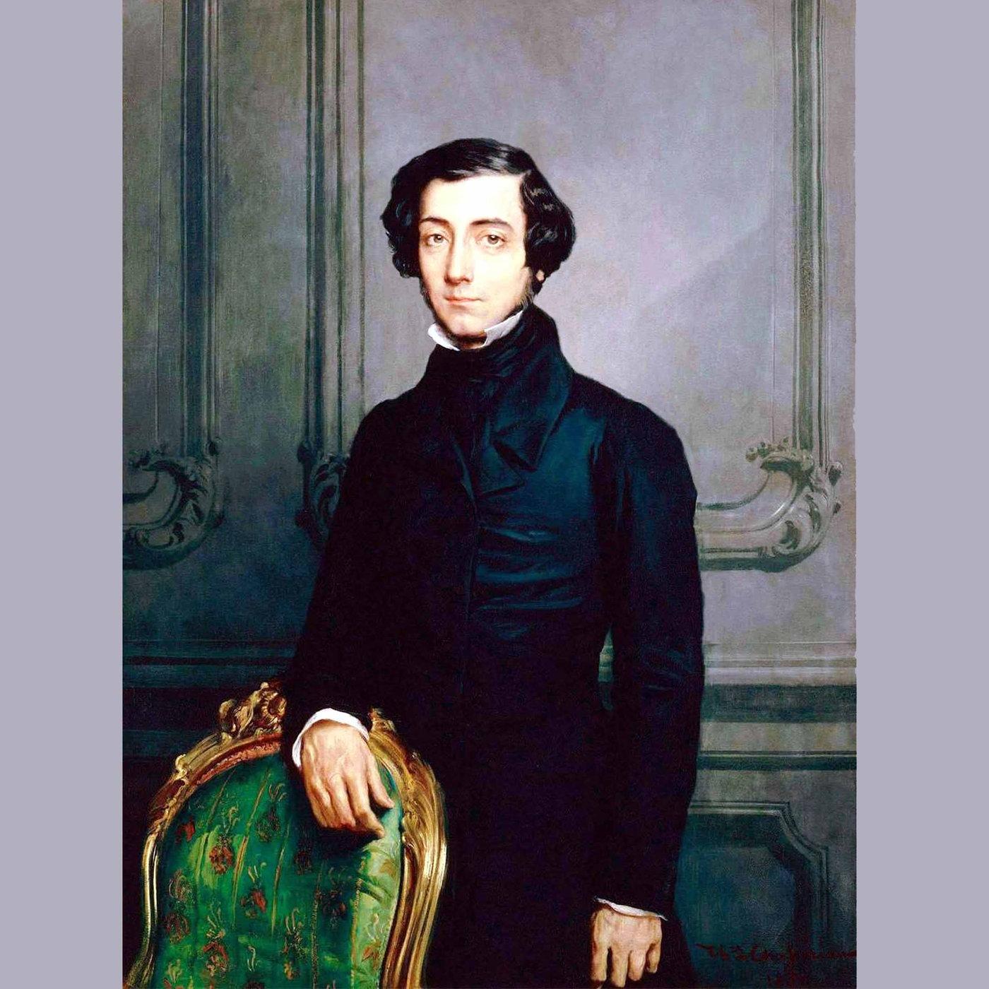 Alexis de Tocqueville, politischer Denker (Geburtstag 29.7.1805)