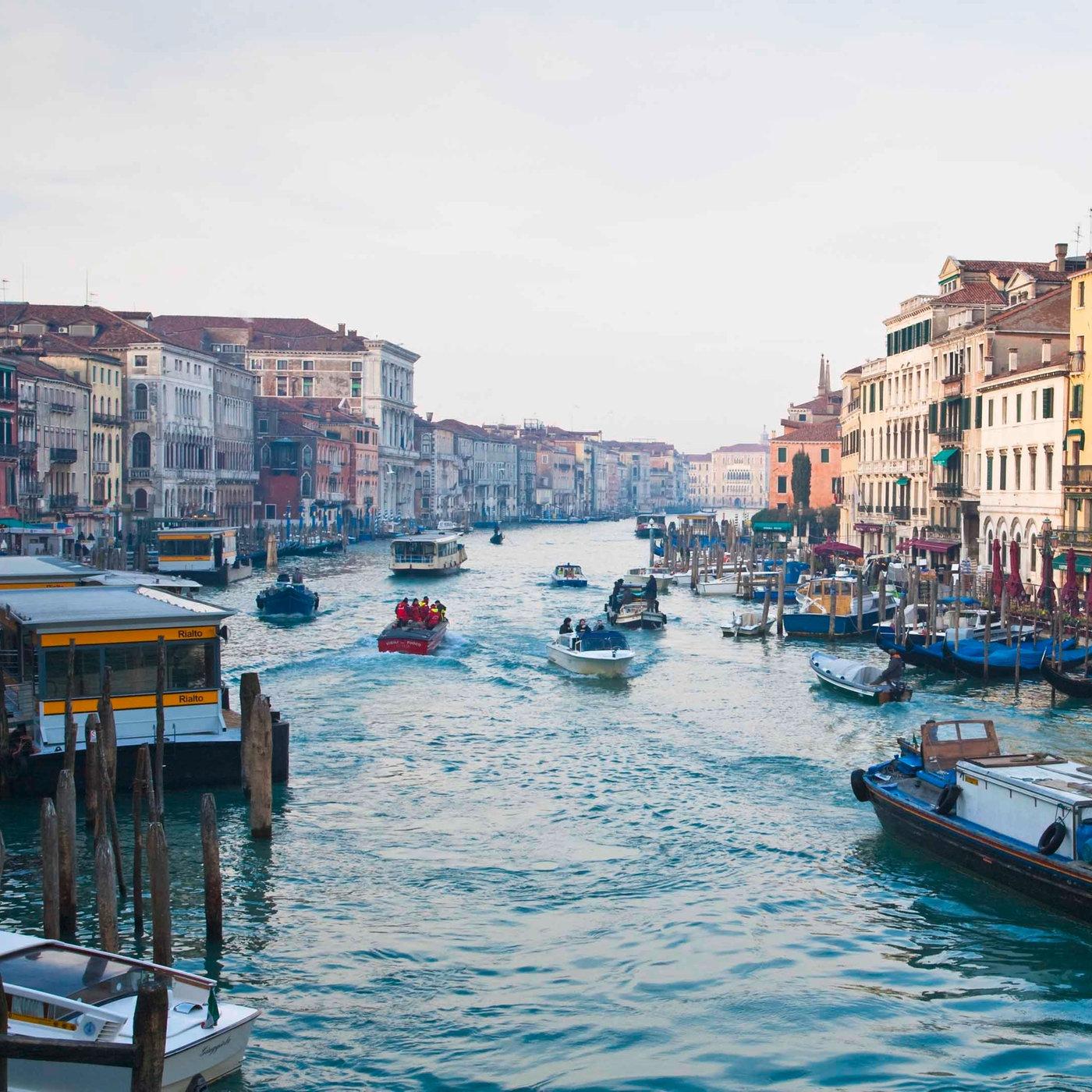 Venedig Geschichte Und Geografie Metropolen Kultur Planet Wissen