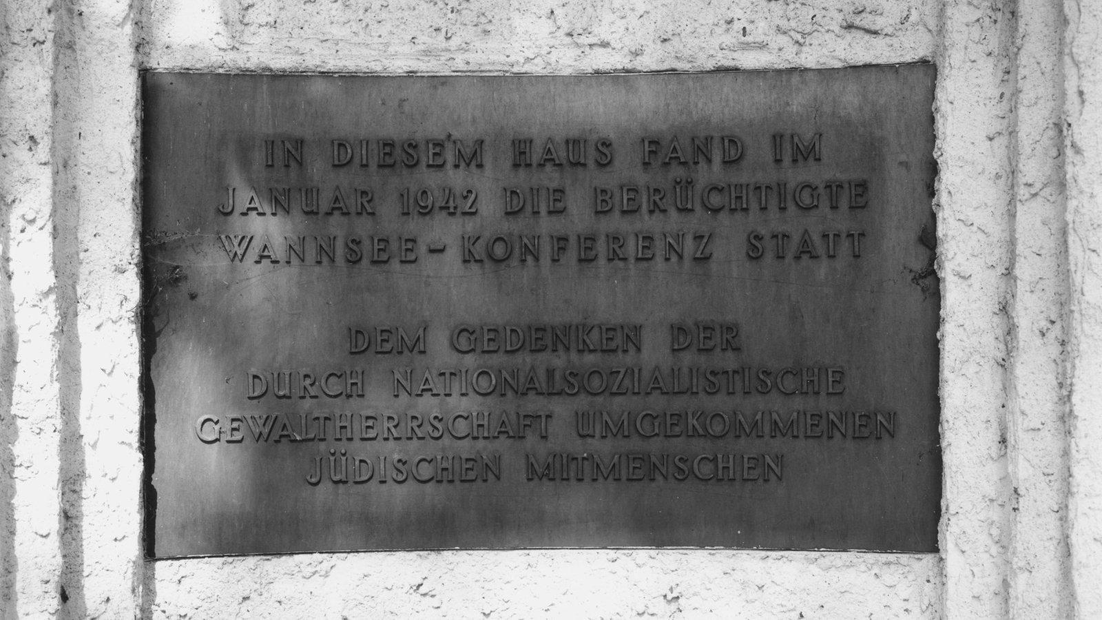 Wannsee Konferenz Teilnehmer