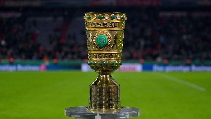 Dfb Pokal Halbfinale Fernsehen