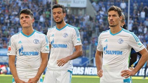 Schalke: Schöpf, di Santo und Stambouli