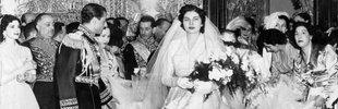 Hochzeit von Soraya und dem Schah Reza Pahlavi