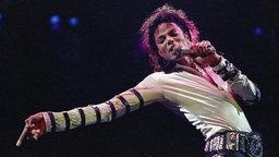 Michael Jackson, US-Sänger und Musiker