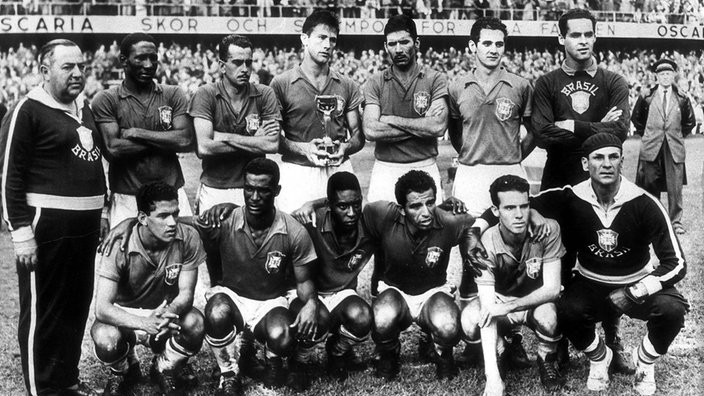 Stichtag 29 Juni 1958 Brasilien Wird Zum Ersten Mal