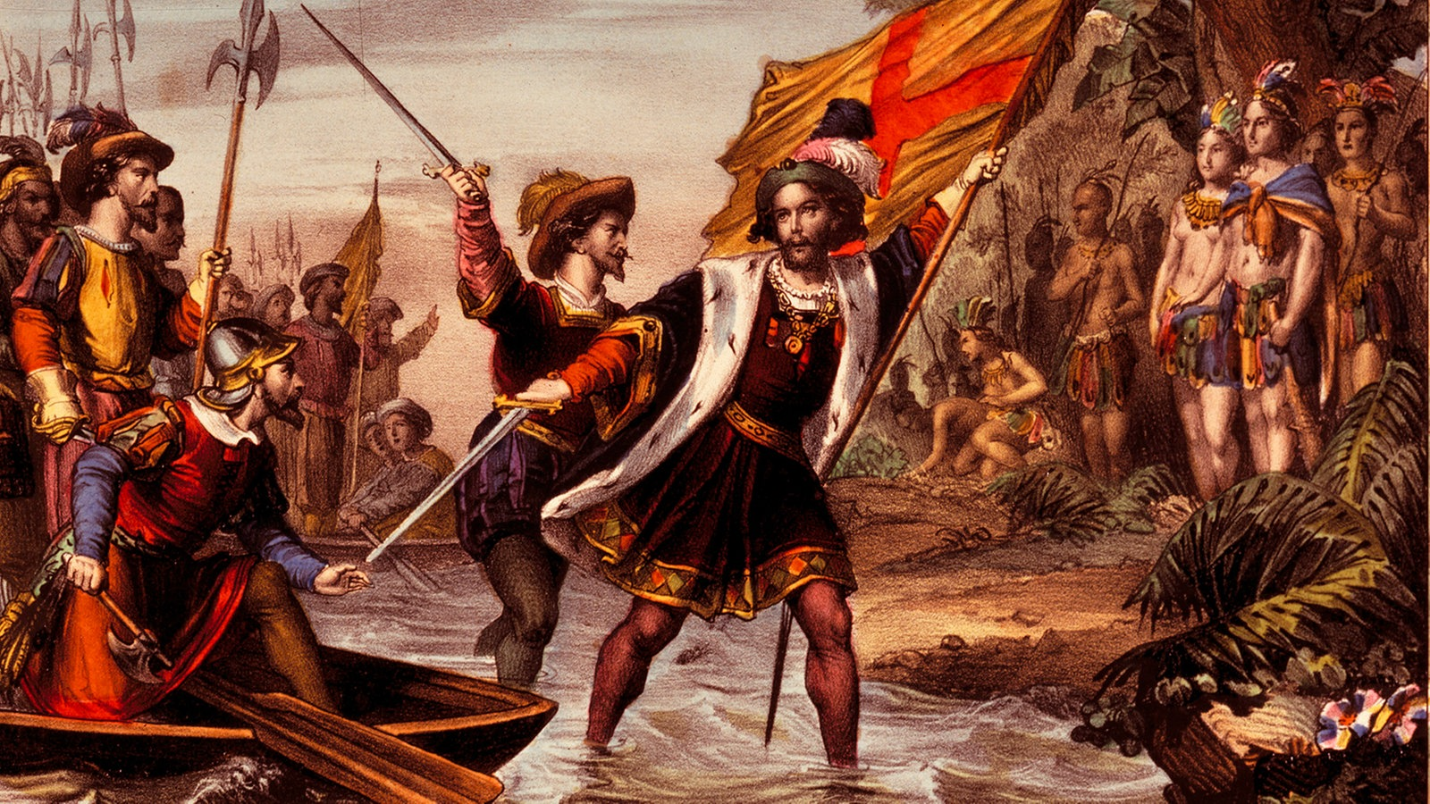 1492 Kolumbus