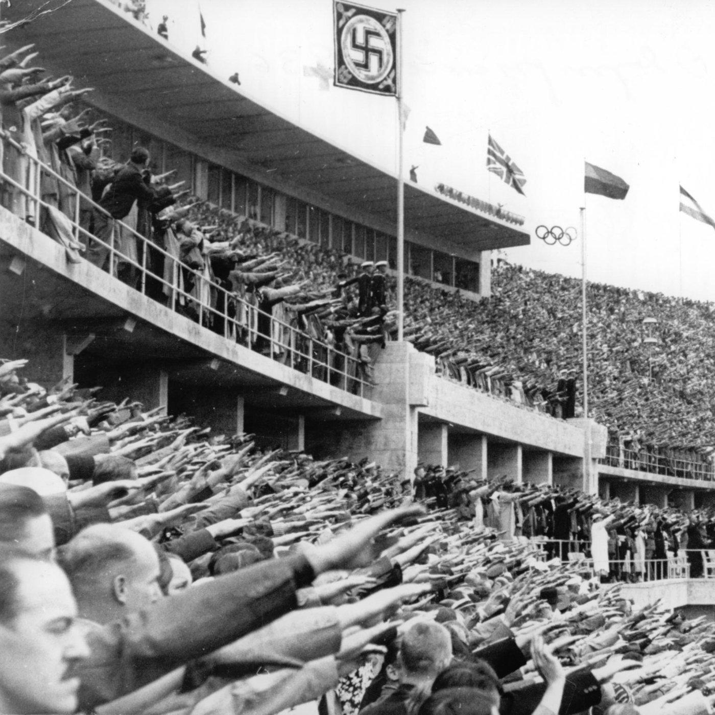 Stichtag 1 August 1936 Hitler Eroffnet Die Olympischen Spiele In Berlin Stichtag Wdr