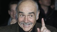 Sean Connery bei den European Film Awards 2005 in Berlin