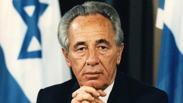 *2. August 1923 – der WDR erinnerte an Shimon Peres