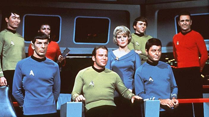 Raumschiff Enterprise Besatzung