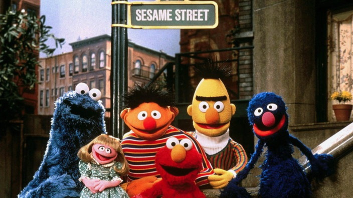 "Start der Kinderserie ""Sesame Street"" in den USA"