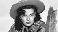"Jane Russell als Calamity Jane in ""The Paleface"" (1948)"