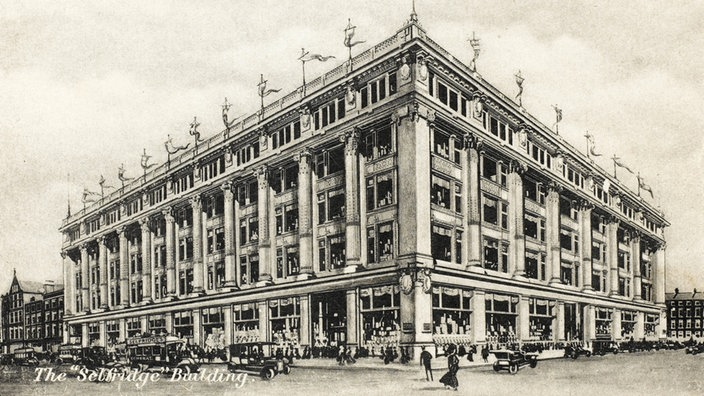 Harry Gordon Selfridge Kaufhaus
