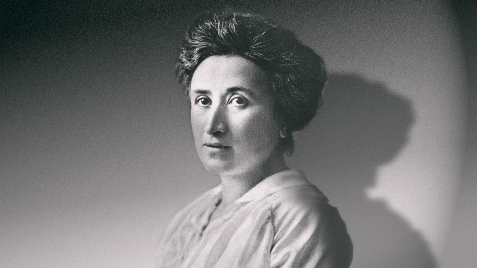 Briefe Von Rosa Luxemburg : Stichtag märz geburtstag von rosa luxemburg