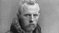 Fridtjof Nansen, norwegischer Polarforscher