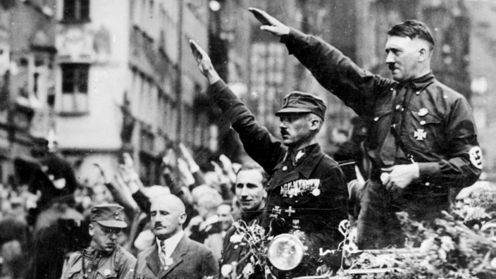 Hitler Machtübernahme