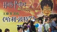 Fans in China vor Harry Potter-Kino-Poster