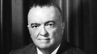 Edgar Hoover, FBI-Chef