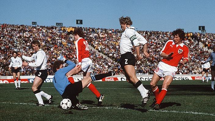Stichtag 1 Juni 1978 Beginn Der Fussball Wm In